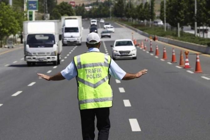Gaziantep'te uygulamalarda 131 araç trafikten men edildi
