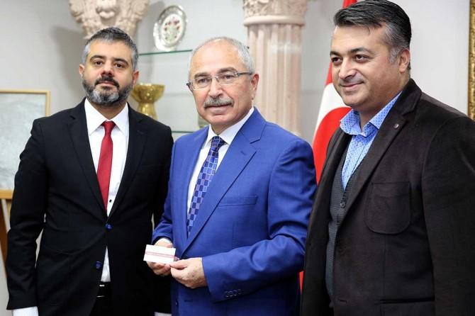 Mardin Valisi organlarını bağışladı