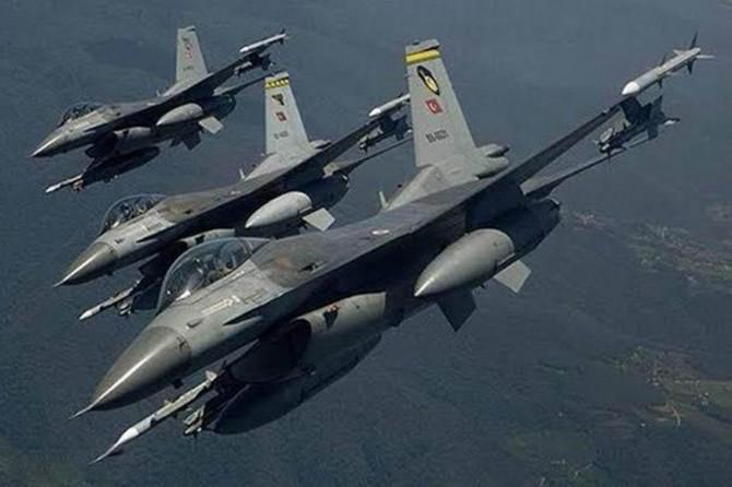 Ağrı kırsalında hava destekli operasyonda 8 PKK'li öldürüldü