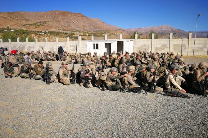 PKK'ye yönelik 'Kıran-5' operasyonu başladı