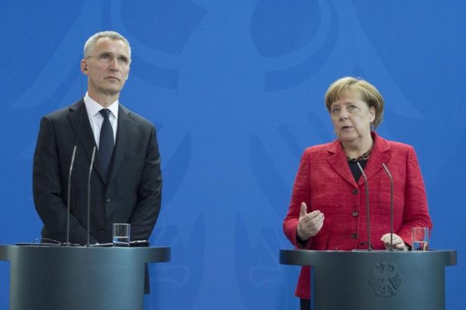 Merkel: Türkiye'nin kendi meşru güvenlik gerekçeleri var