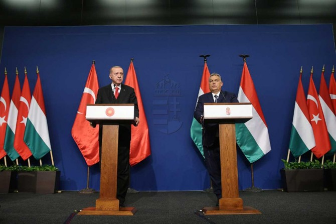 Erdoğan: We have an exemplary cooperation with Hungary