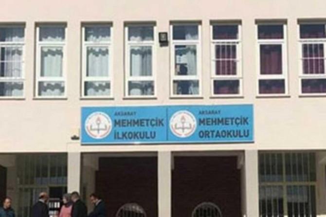 Aksaray'da otizmli çocuklara ayrımcılık yaptığı iddia edilen okul müdürü açığa alındı