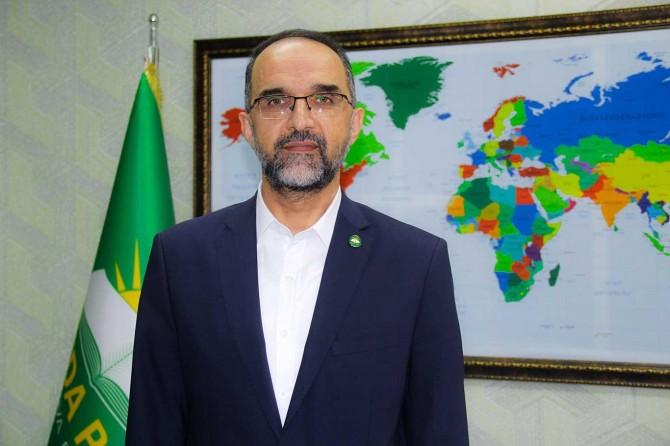 HÜDA PAR Genel Başkanı Sağlam'dan Mevlid Kandili mesajı