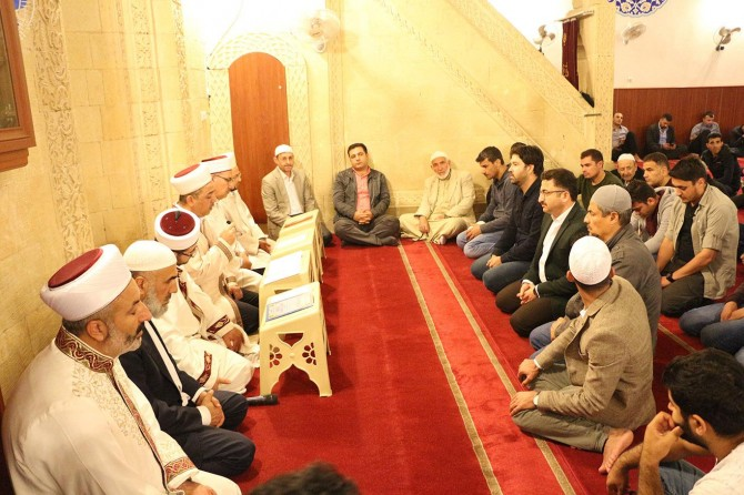 Mardin'de Camilerde 'Mevlid-i Nebi' programları düzenlendi