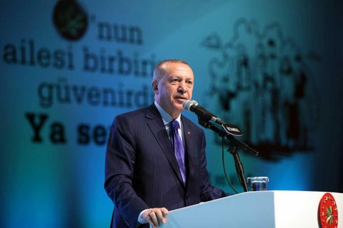 Erdoğan: Suriyeliler gitsin diyenlere asla eyvallah edemeyiz