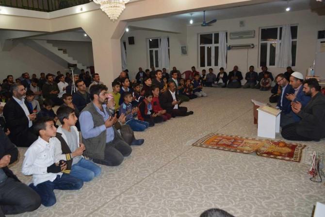 Mevlid-i Nebi programında ailenin önemi anlatıldı