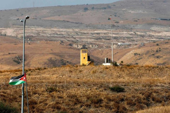 Jordan to bar zionists from entering Baqoura and Ghamr as of Sunday