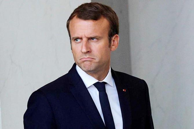 Macron, Bosna Hersek'i saatli bombaya benzetti