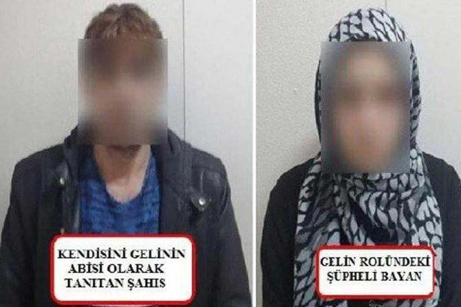 Gaziantep'te evlilik vaadiyle dolandırıcılık yapan 2 şüpheli yakalandı