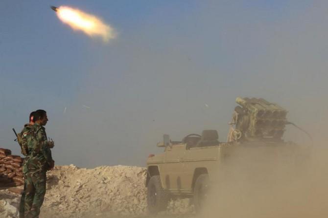 Irak'taki ABD askeri üssüne roketli saldırı