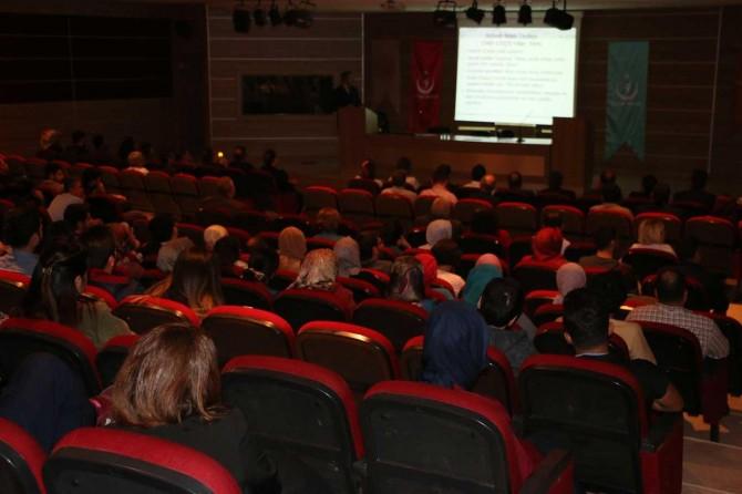Şanlıurfa'da böbrek nakli eğitim hazırlık programı düzenlendi