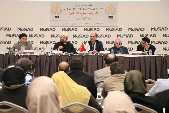 2. İslami Mali Pazarlar Kongresi panel oturumlarıyla devam ediyor