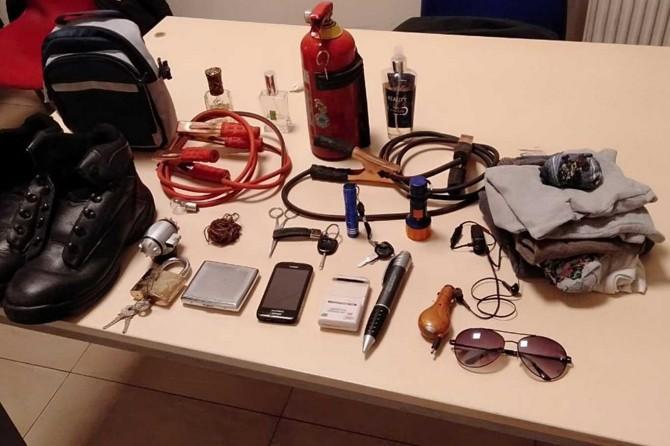 Gaziantep'te hırsızlık ve uyuşturucu şüphelileri yakalandı