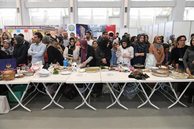 Şanlıurfa'da Yöresel Yemek Yarışması lezzet ödülleri sahiplerini buldu