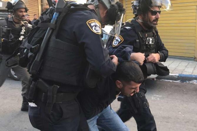 İşgalciler ekim ayında Kudüs'te 190 kişiyi alıkoydu