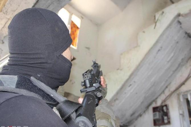 Saldırı hazırlığındaki 3 PKK'li yakalandı
