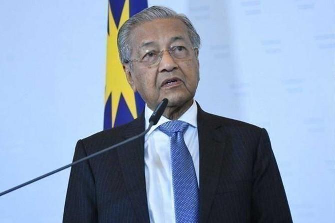 Mahathir: Filistin'deki abluka yasadışı bir korsanlık eylemidir