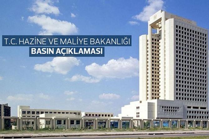 Hazine ve Maliye Bakanlığı: Yalan ve iftiralara karşı hukuki süreç başlatıldı