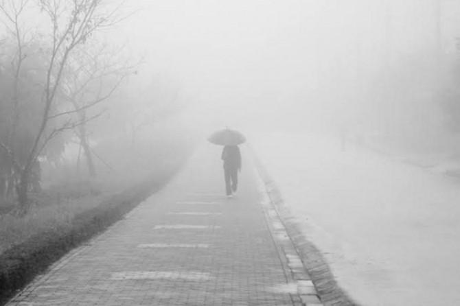 Meteorolojiden sağanak yağış, pus ve sis uyarısı