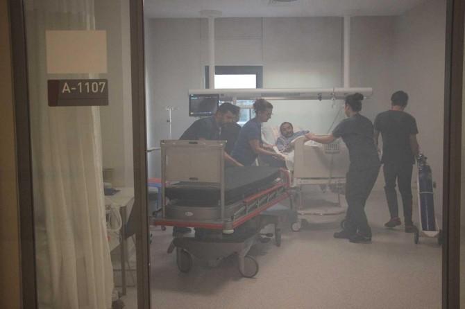 Hastanede olağan durumlara karşı tatbikat