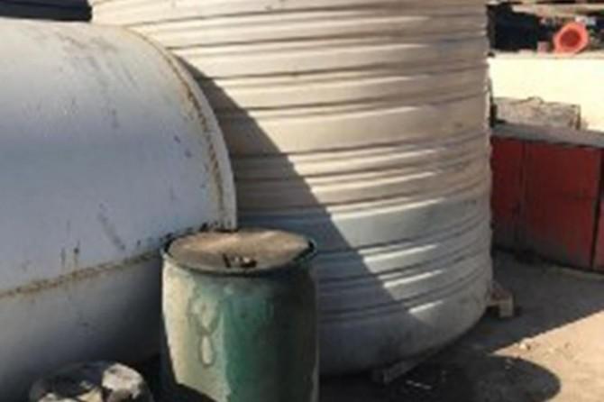 3 bin 500 litre gümrük kaçağı akaryakıt ele geçirildi