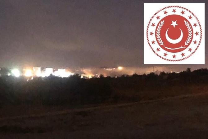 MSB'den Şanlıurfa'daki patlamaya ilişkin açıklama