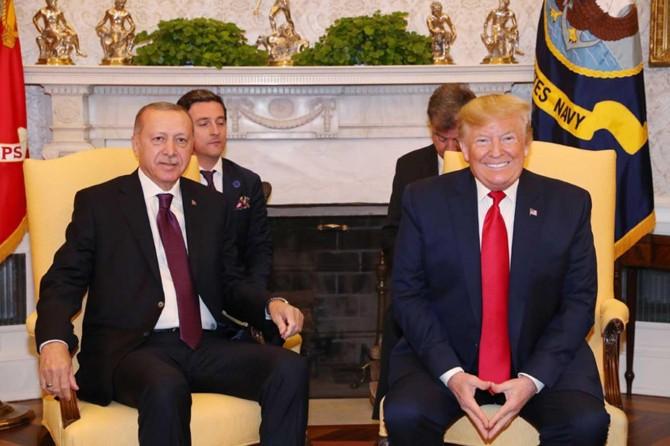 Erdogan û Trump hatin ba hev