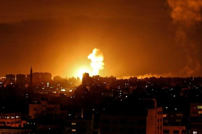 Egypt brokers ceasefire deal in Gaza