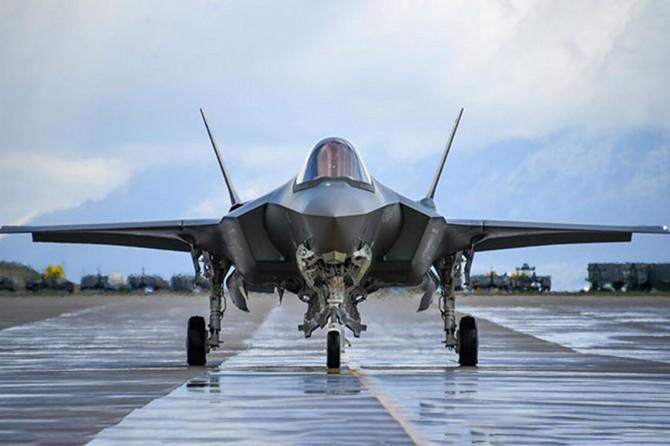 Pentagon'dan yeni F-35 açıklaması