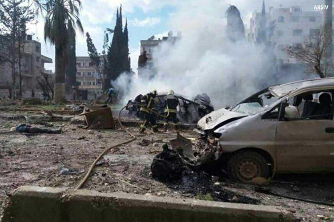 Bağdat'ta bombalı saldırı: 4 ölü 20 yaralı