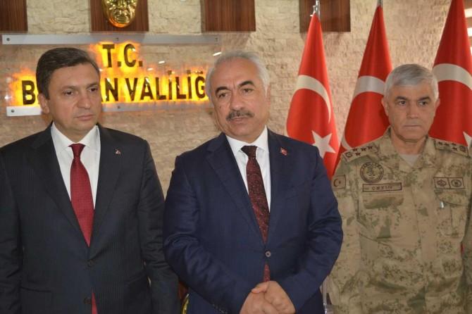 Bakan Yarımcısı Ersoy: Kıran operasyonları devam edecek