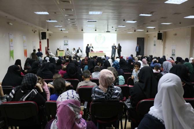 İHH Şanlıurfa'da 520 yetim aileye nakdi yardımda bulundu