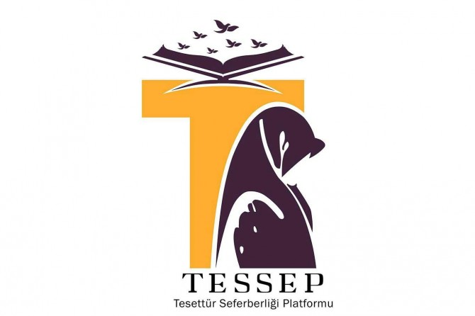 TESSEP'ten başörtü düşmanlığına sert tepki
