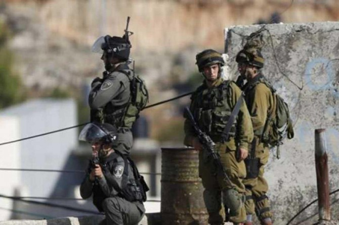 Zionist gangs kidnap 17 Palestinians in West Bank