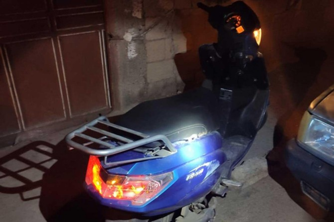 Adıyaman'da motosiklet hırsızları yakalandı