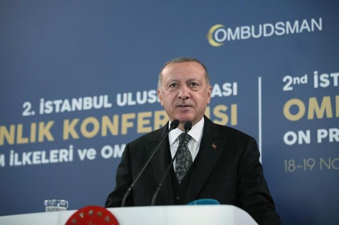 Erdogan: Derdê me weke hinekan ne neft e, însan e