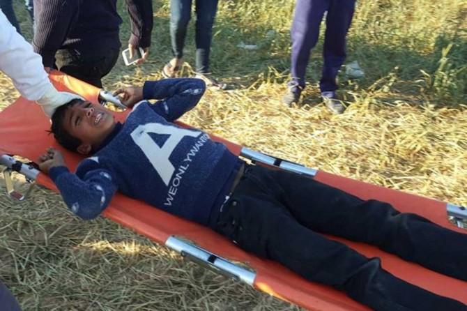 UNICEF: 2018 yılında 59 Filistinli çocuk katledildi