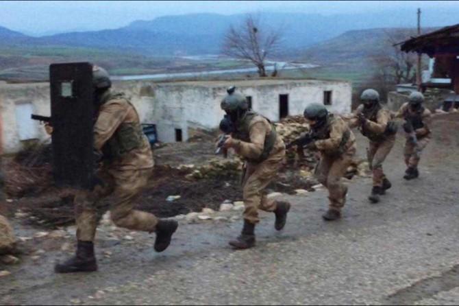 Şırnak'ta 3 PKK'li öldürüldü