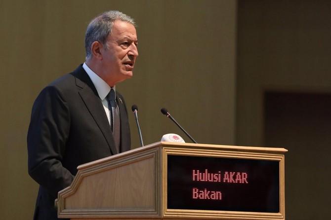 Bakan Akar'dan Rusya ile ortak devriye açıklaması