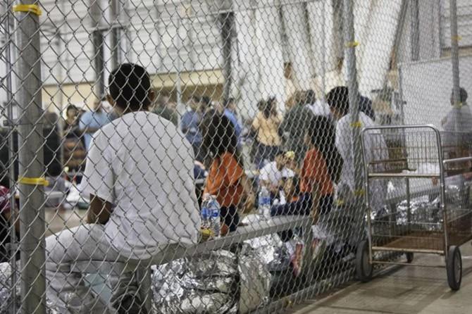 Çocukların en fazla tutuklu olduğu ülke ABD