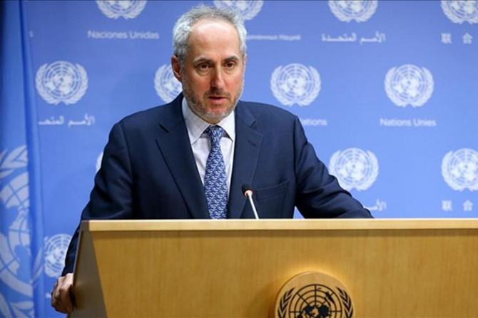 BM'den ABD'nin skandal Filistin kararı hakkında açıklama