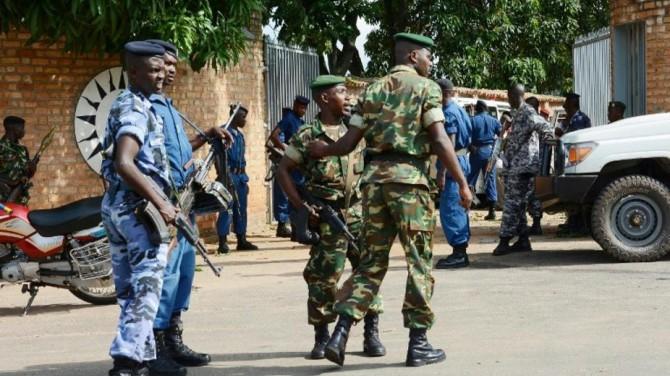 Burundi'de askeri noktaya saldırı