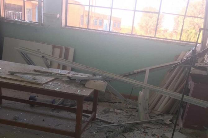 PKK/YPG Tel Abyad'da bir okulu hedef aldı: 3 ölü