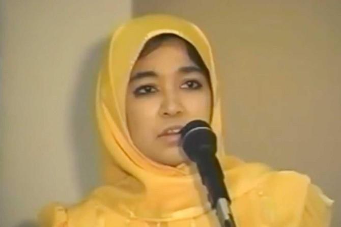 Âfiyet Sıddıki İslam'ın kadına verdiği değere dikkat çekiyor
