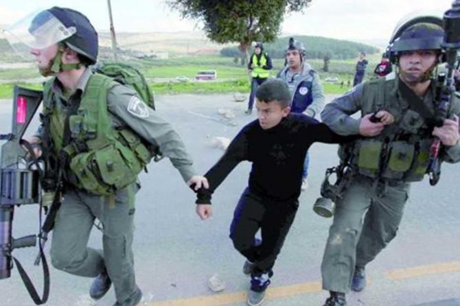 1967'den bu yana 50 bin Filistinli çocuk gözaltına alındı