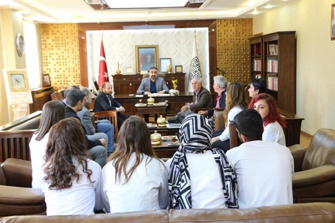 Mardin Artuklu Üniversitesi öğrencilerine birincilik ödülü