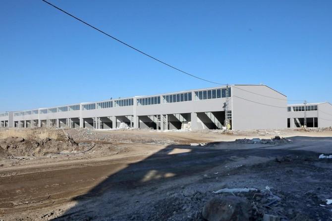 Diyarbakır 4. Oto Sanayi Sitesi 2020'de hizmete girecek