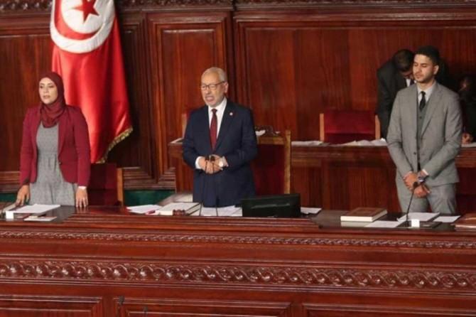 Gannuşi: Tunus'un Kalbi Partisinin yer alacağı bir hükümete ortak olmayız