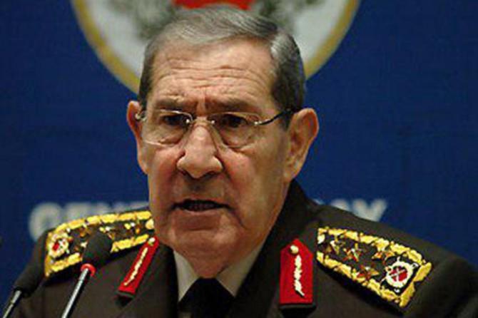 Turkey's Former Chief of General Staff Yaşar Büyükanıt dies